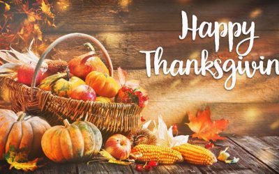 Happy Thanksgiving from Vision!